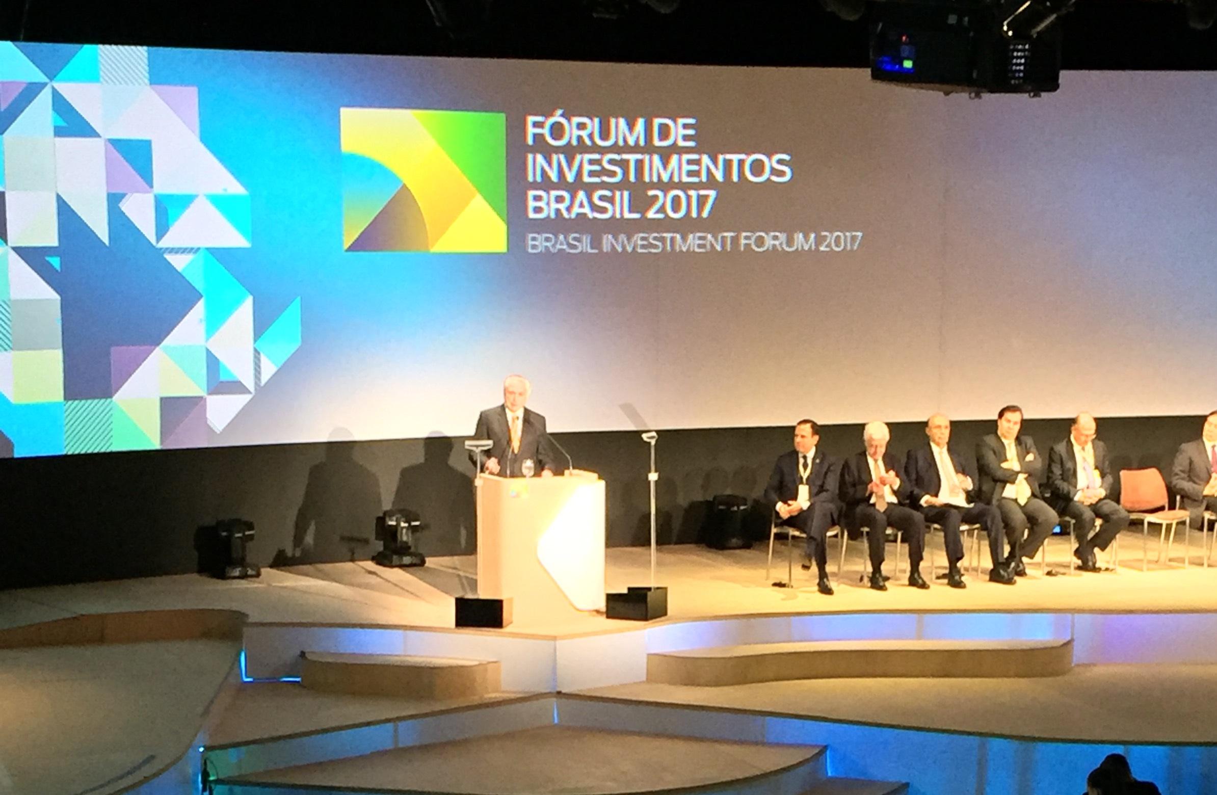 Brasil Investment Forum 2017