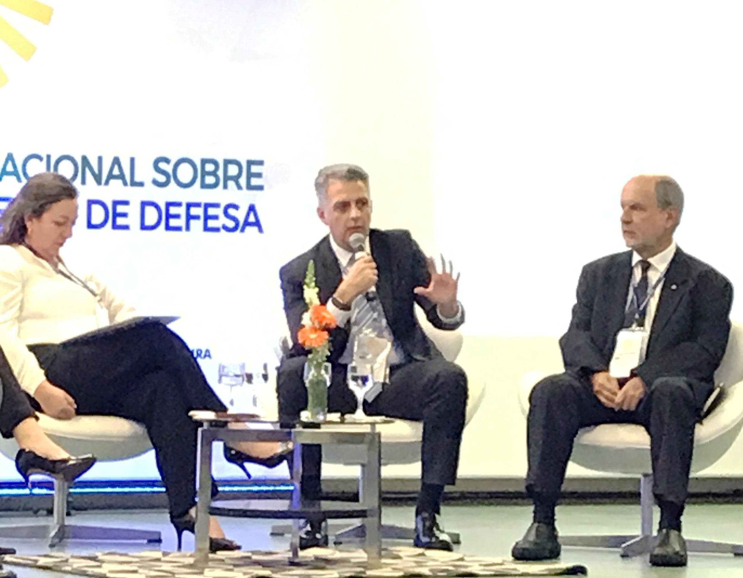 ABGF participa de debate sobre crédito à exportação do setor de defesa